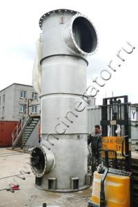 Инсинератор, установка для утилизации отходов