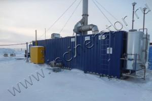 Утилизация отходов на Новопортовском месторождении