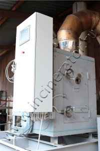 Судовой инсинератор КТО-40.СИ для утилизации отходов