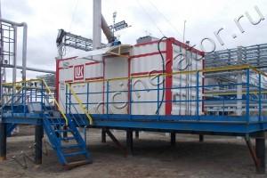 Инсинератор КТО-50.К20.П для утилизации отходов