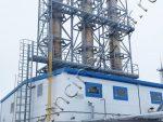 Инсинератор утилизации водометанольной смеси