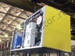 Инсинератор для обезвреживания отходов на полигоне АО «Полюс Алдан»