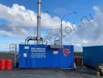 Инсинератор для утилизации отходов, ПАО «ГМК «Норильский никель»