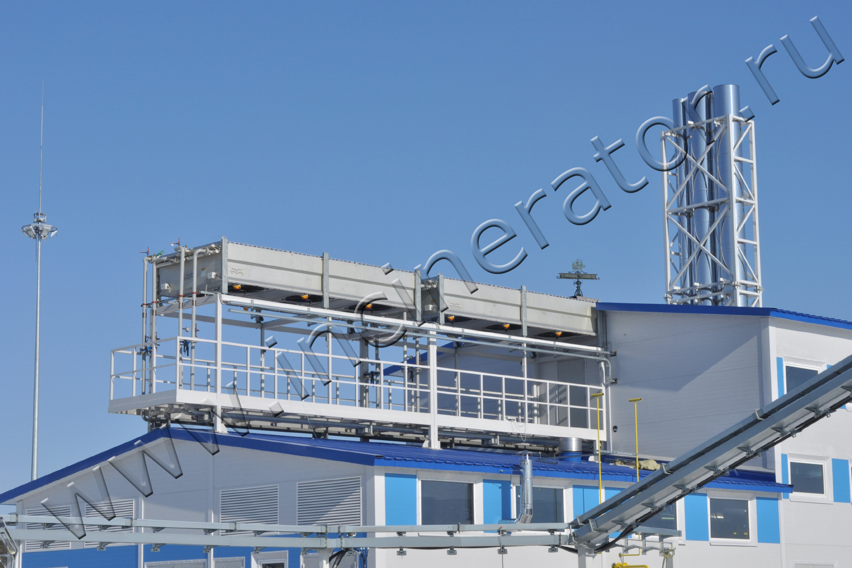 ОАО «Газпром», КС Портовая