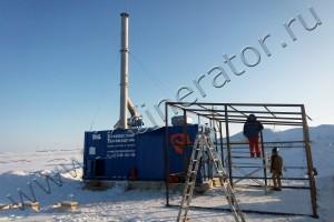Инсинератор КТО-50.К20.П в Республике Казахстан
