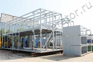 Инсинератор КТО-3000.БМ.Ц для жидких отходов