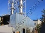 Инсинератор КТО-3000.БМ.Ц. Утилизация жидких отходов